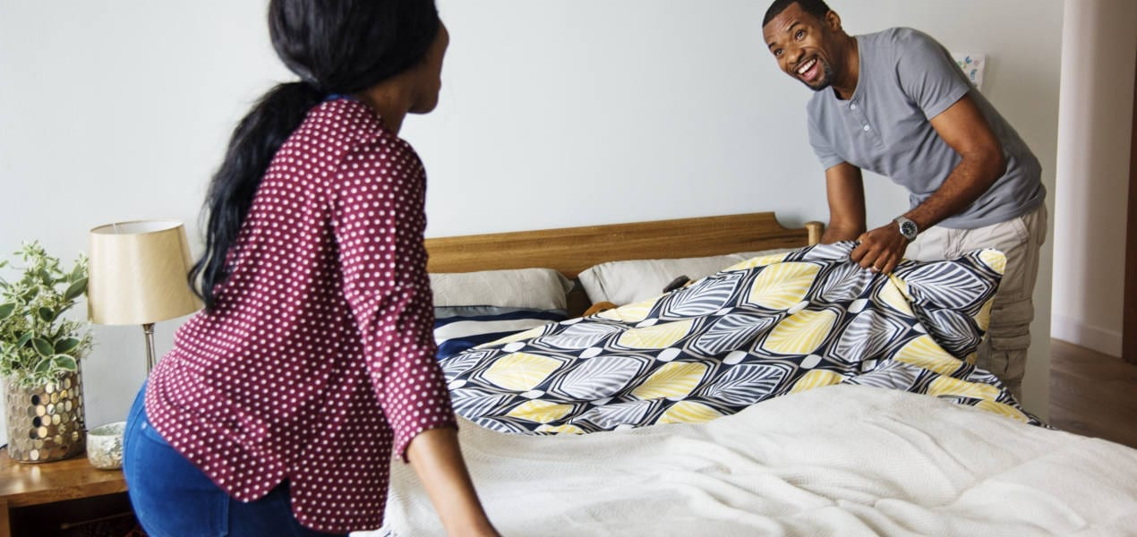 How To Wash Get The Cleanest Freshest Best Feeling Bed Sheets